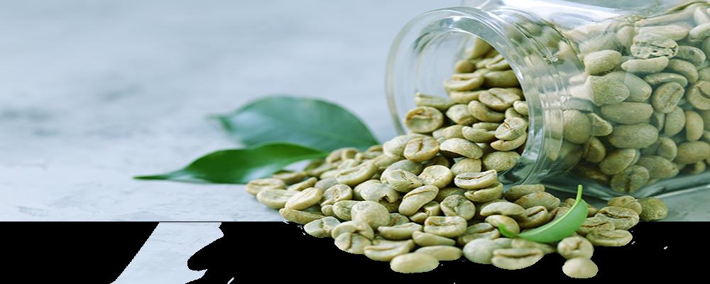 Cafés vert