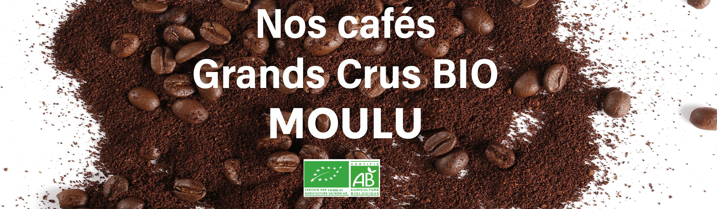 Café Moulu BIO