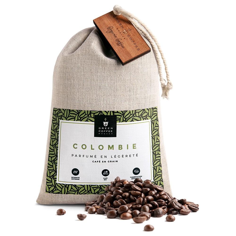 Café grain Colombie